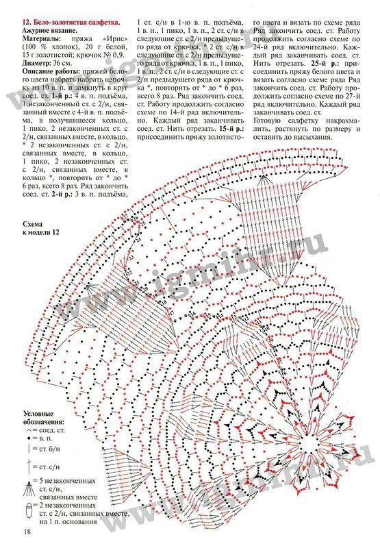 VaVal1113_Jurnalik.Ru_17.jpg   вязание   Pinterest   Lugares para ...