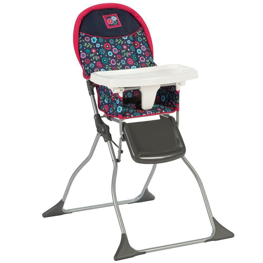 Baby High Chair Infant Toddler Feeding Booster Portable Compact Folding  Seat #Cosco