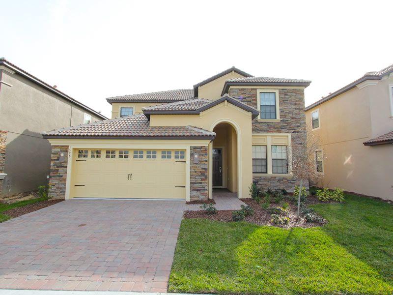 Championsgate 75 6 Bedroom Villa In Championsgate Top Villas Florida Villas Vacation Home Holiday Home