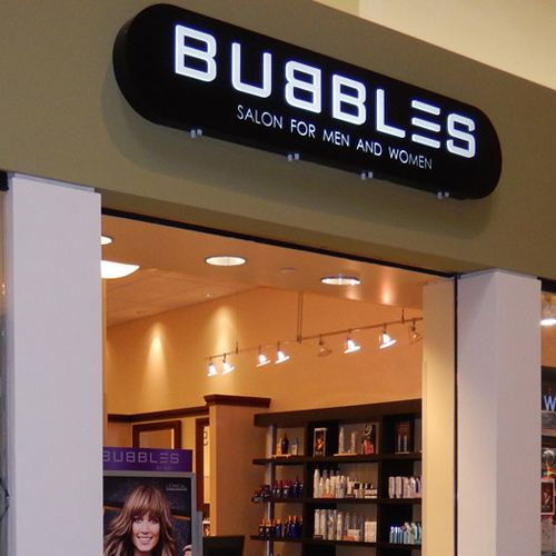 Bubbles Salon Prices Are Way Too Unbelievable Every Service Offers With Three Price Variables Depending Upon Whether You Choose A Styli Salons Bubbles Shampoo