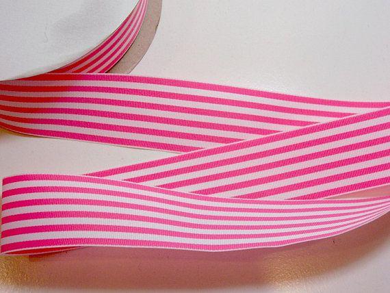 Pink Grosgrain Ribbon 1//8 inch wide x 10 yards Schiff Mauve Pink Ribbon