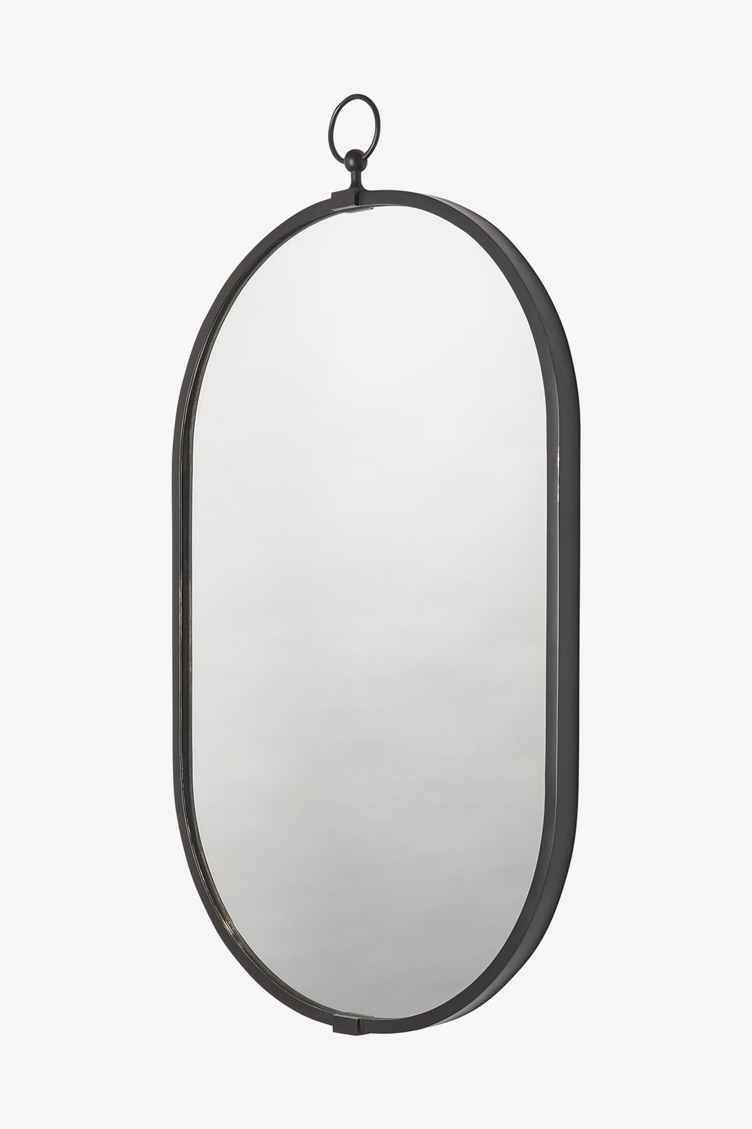 Concord Wall Mounted Oval Mirror 19 X 1 1 4 X 33 1 4 Oval Mirror Oval Wall Mirror Mirror