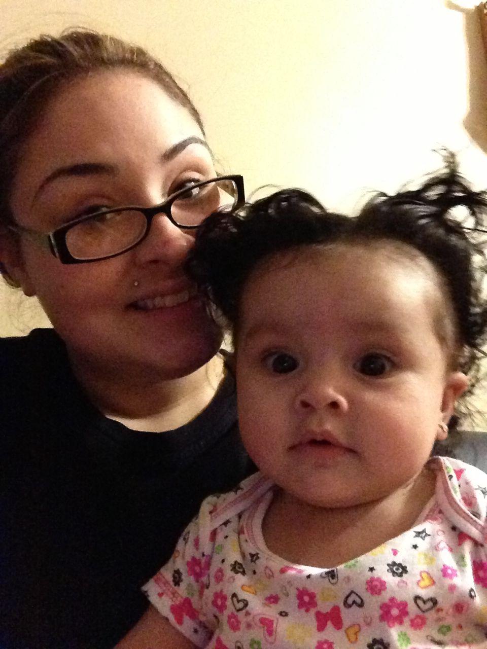 Mommy n Alyssa