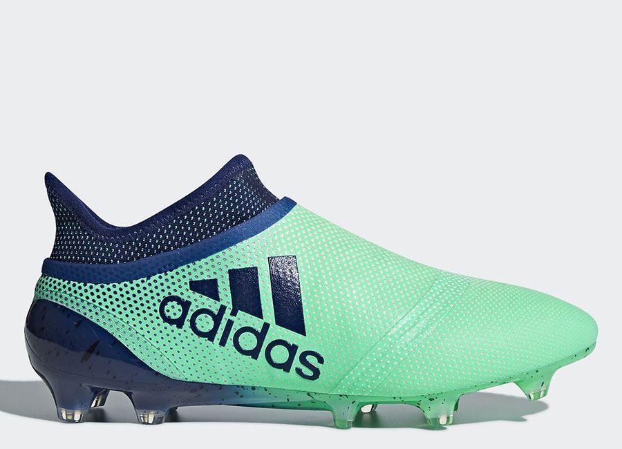 factory price 7a211 de28d  football  soccer  futbol  adidasfootball  footballboots Adidas X 17+ Purespeed  FG Deadly Strike - Aero Green   Unity Ink   Hi-Res Green