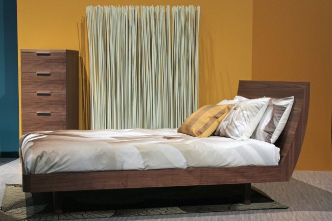 Seneca Bedroom By Mobican Furniture, Alizé Gel Mattress By Zedbed, Bedding  By Textiles Gauvin, Flooring Karisma Bamboo Perle By Beaulieu Canada, Room  ...