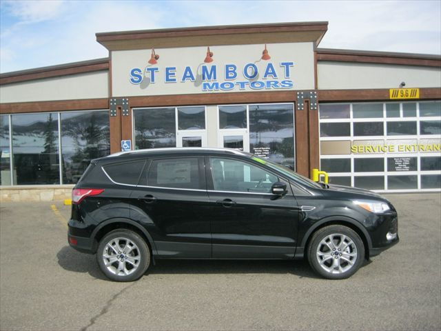 The Best of the Best: 2014 #Ford #Escape Titanium - Steamboat Motors Blog