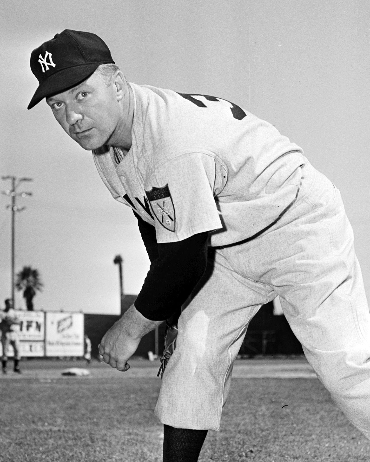 Mickey Mantle Espn Ny 50 Greatest Yankees Espn