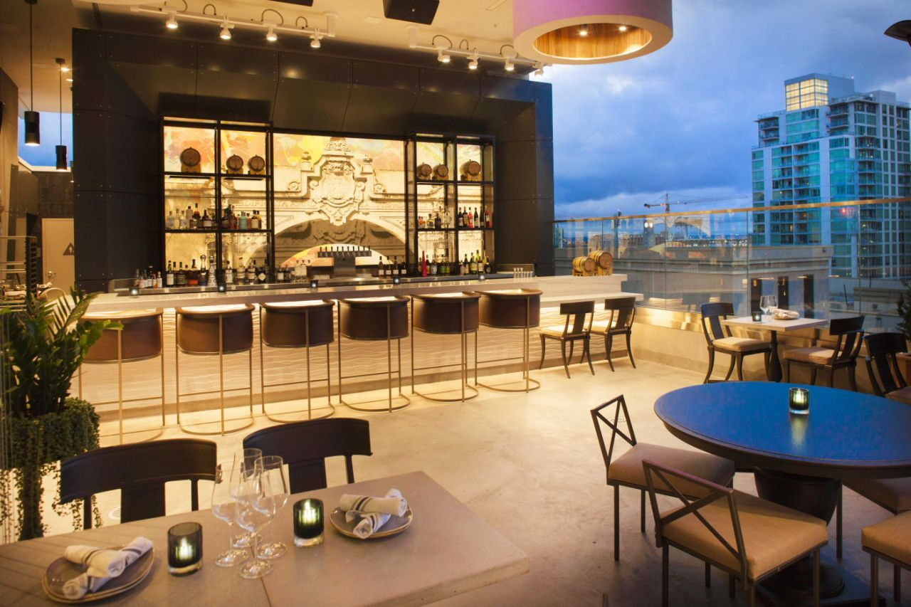 Best Rooftop Bars on the Coast: San Diego, CA, the ...