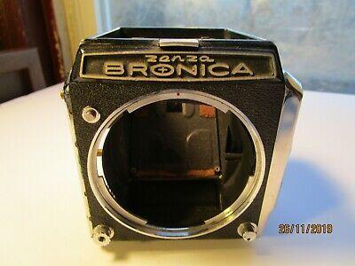 Photo of Vintage Zenza Bronica Camera SLR Body Parts Only  | eBay