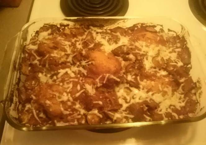 Chicken thighs w/ rice Recipe -  Are you ready to cook? Let's try to make Chicken thighs w/ rice in your home!