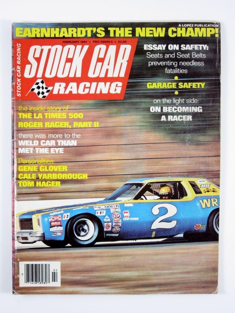car racing essay