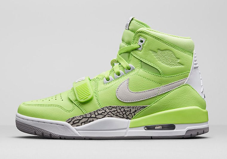 Jordan Legacy 312 Just Don Release Dates + Colorways