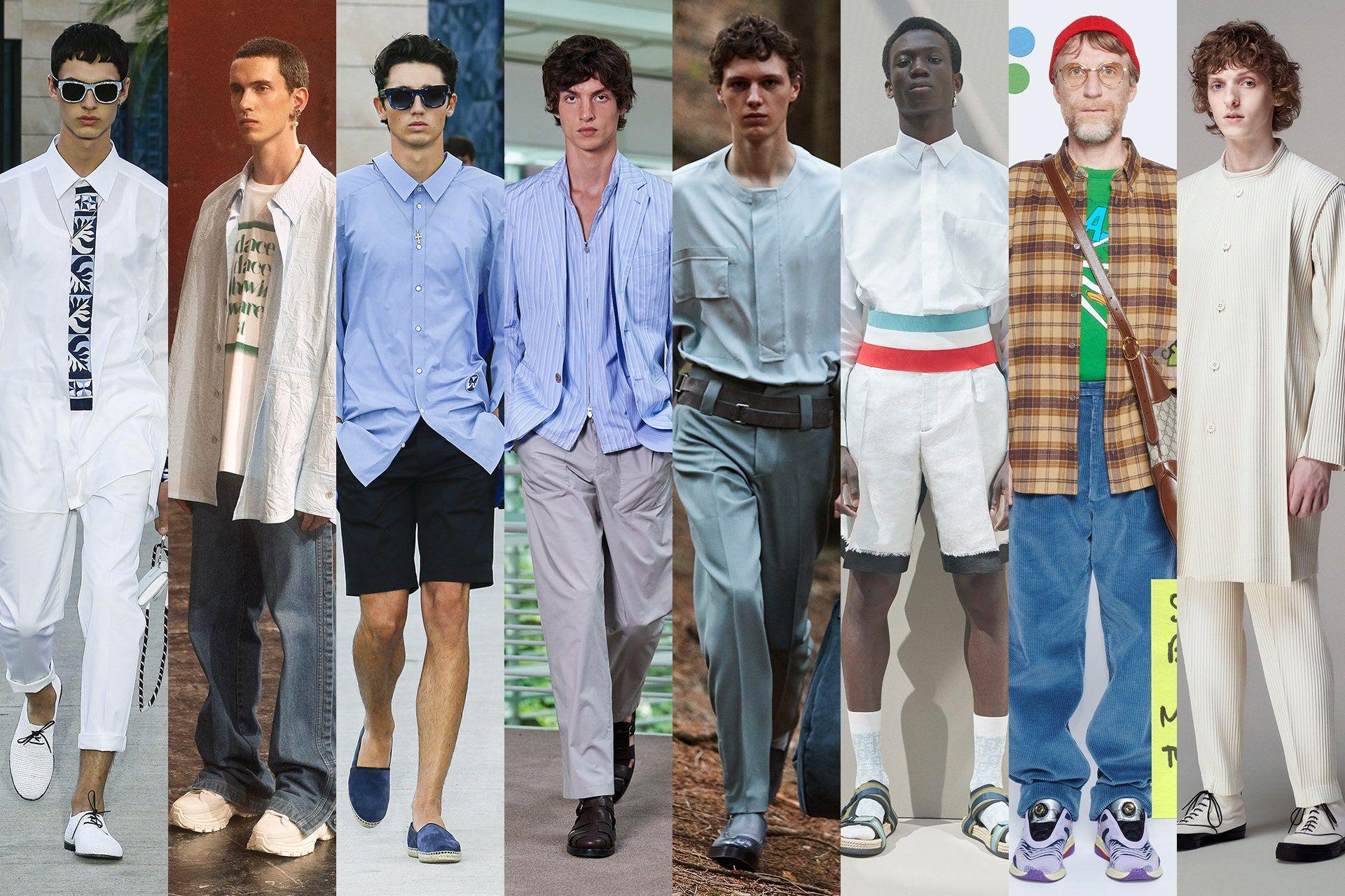 The biggest Spring/Summer 2021 trends for men | Black ...