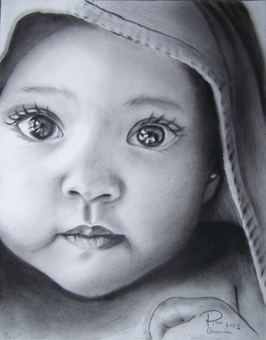 Cute Baby Drawing Baby World | Baby Photos | Pinterest | Drawings Babies And Originals