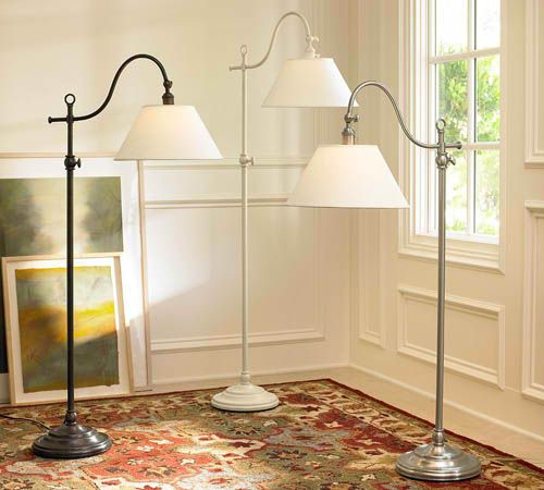 vintage floor lamps soft lighting classic look for the home
