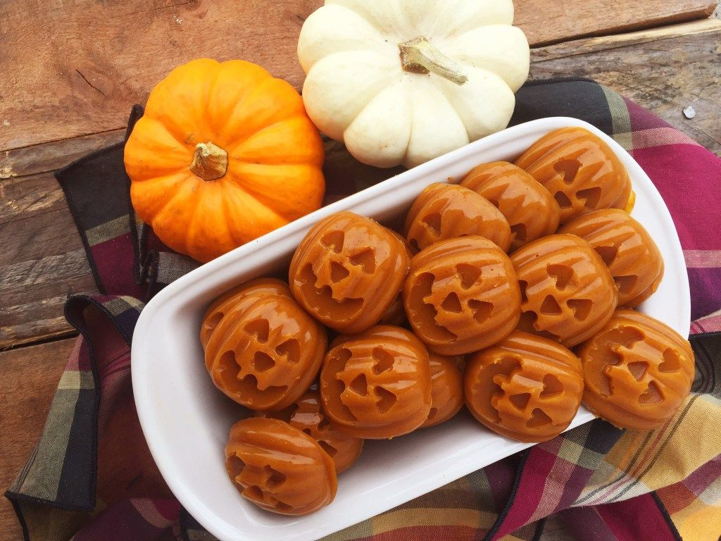 Pumpkin Pie Gummies (Paleo, GF, AIP)