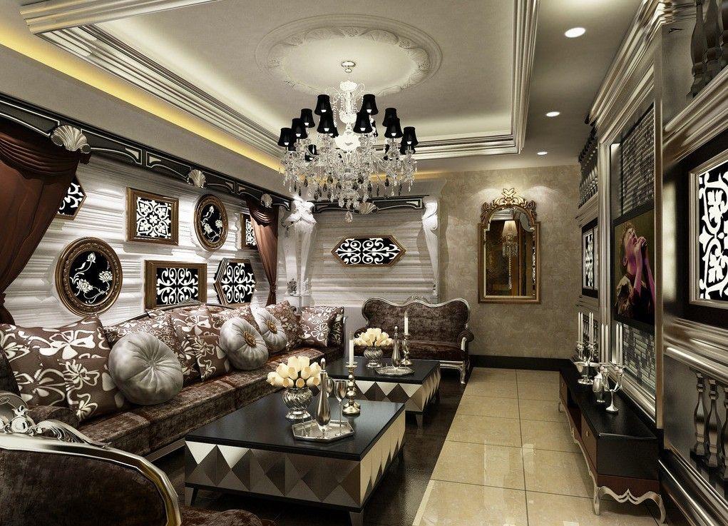1950s Interior Design European Style Ktv Rooms Designed