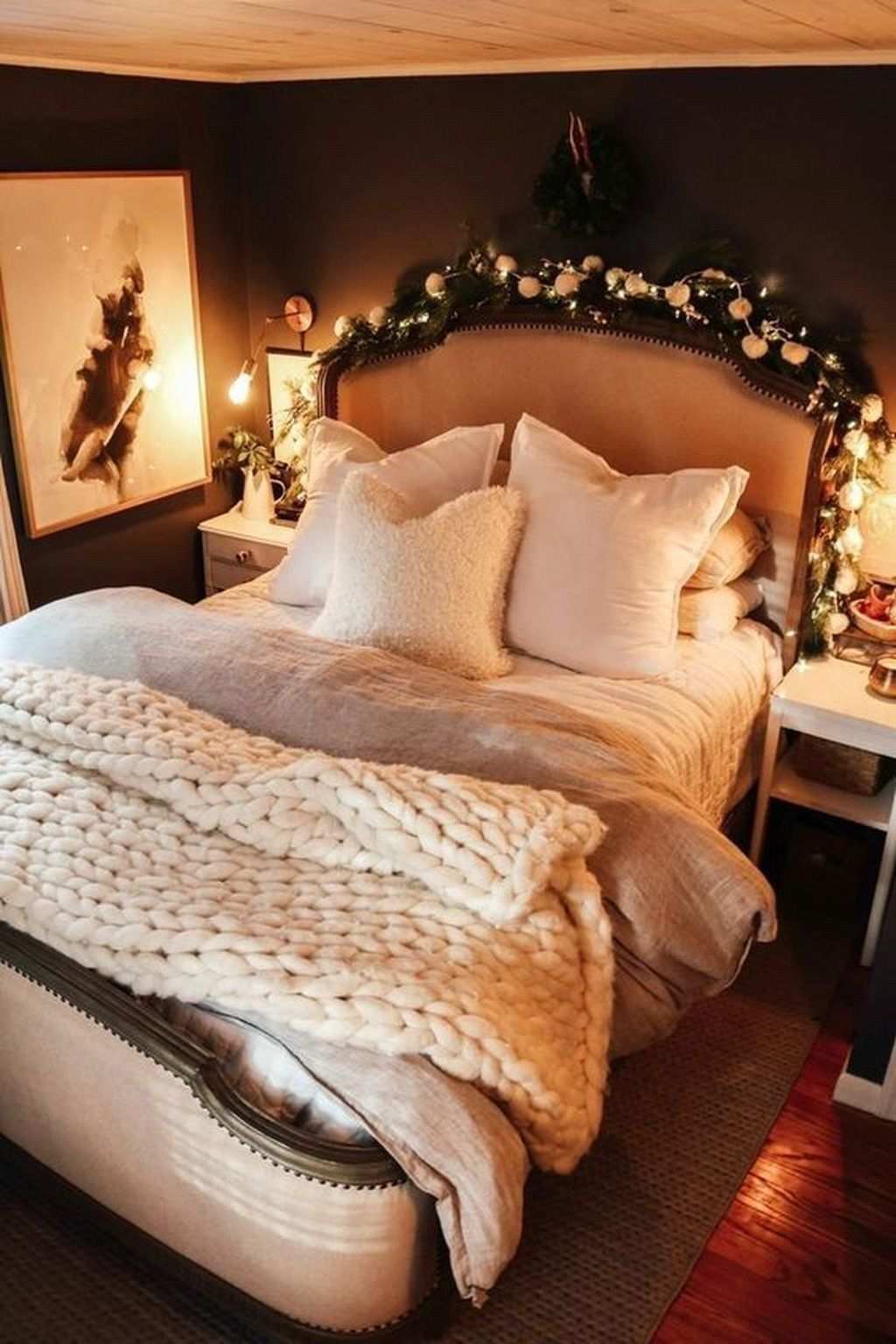 25 best diy winter bedroom decors that will keep you warm