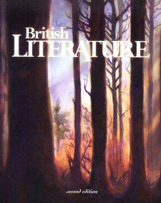 Bju British Literature Grade 12 Student Edition Updated Copyright