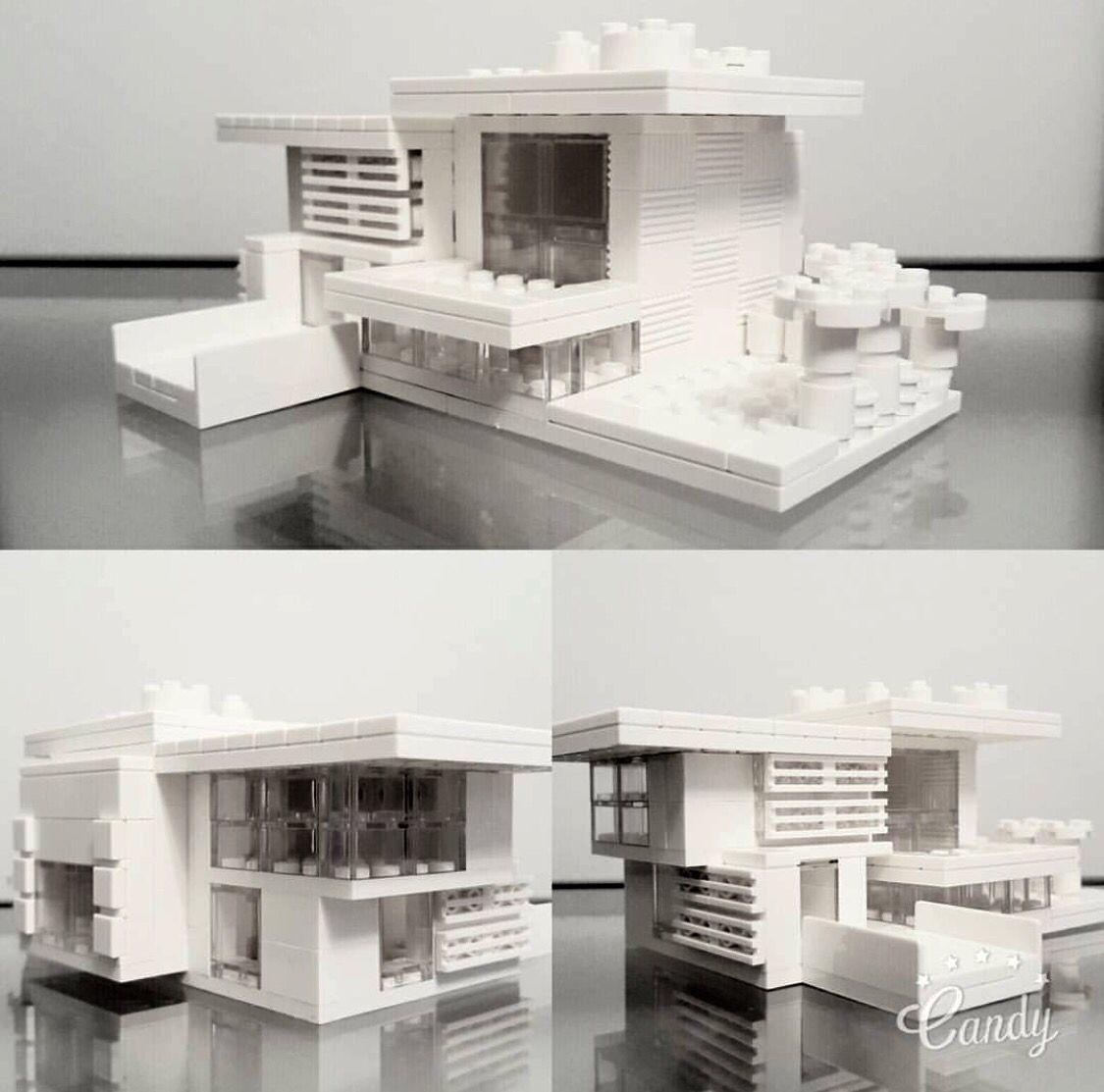 Architecture Studio Lego lego architecture studio: cactus inspired apartment building model