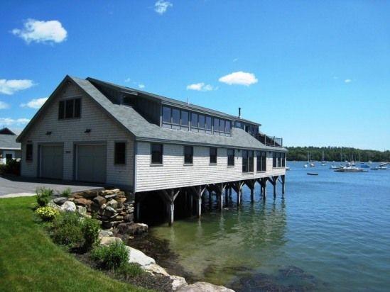 Osprey Cottage Harraseeket Boathouse, Freeport ME Maine