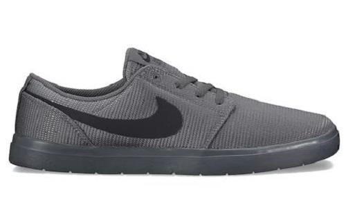 online store 23d8b 5ec2a Nike SB Portmore II Ultralight Mens Skate Shoes 10 Dark Grey Black 880271  003 Nike SkateShoes