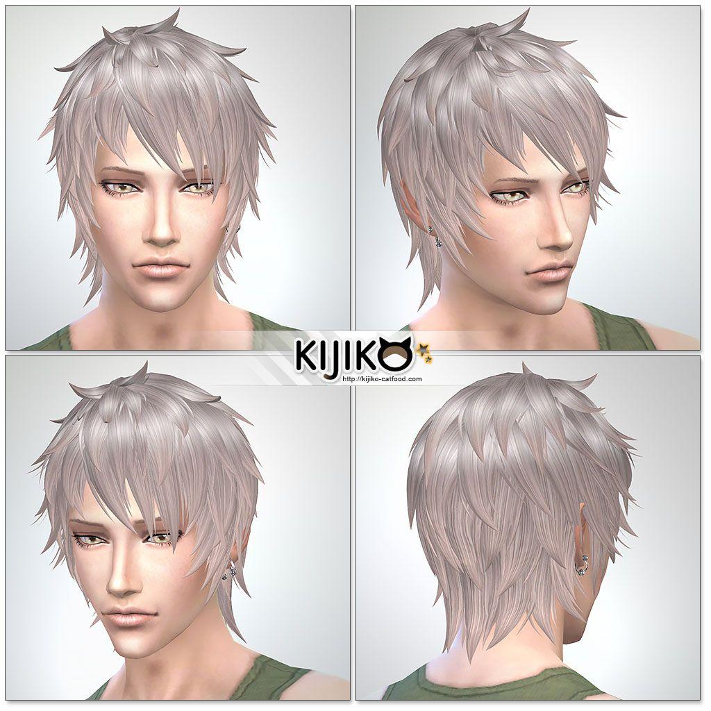 Kijiko Shaggy Short Hair For Males & Females