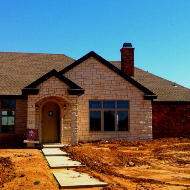 Home Decor Lubbock: Spec House. J Davis Homes. Fountain Hills Estates Lubbock