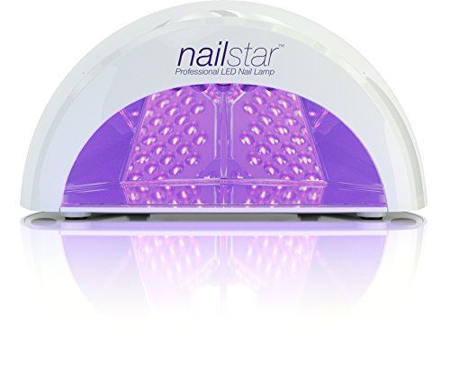 NailStar™ Professional LED Nail Lamp Dryer for Shellac and Gel ...