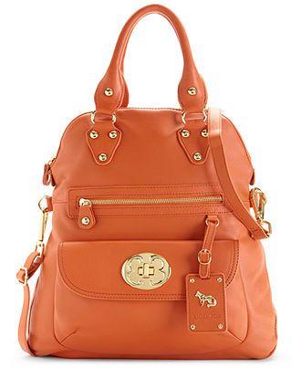 Emma Fox Handbag Classics Large Foldover Tote Handbags Accessories Macy S