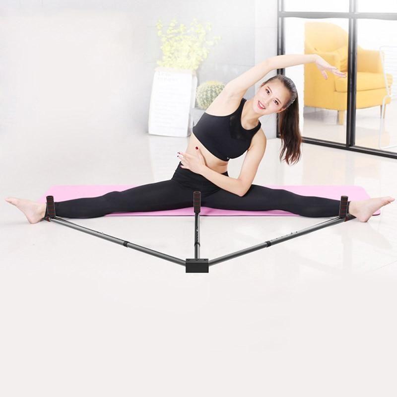 3 Bar Heavy Duty Leg Stretcher Stretching Machine Martial Arts Yoga Legs Stretch