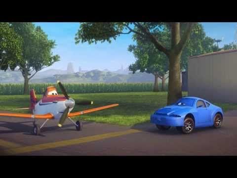 Entra en nuestra página y descubre los contenidos exclusivos de Oscaro y Aviones de Disney