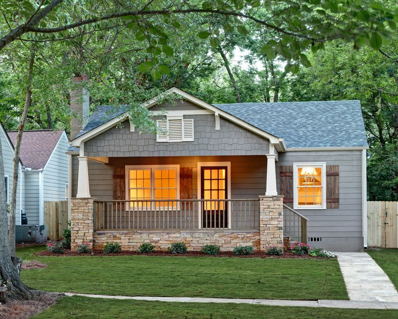 craftsman exterior by willow homes llc house exteriors
