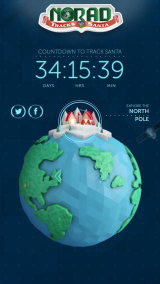 Pin by Finbar Ciappara on Santa Claus Santa tracker