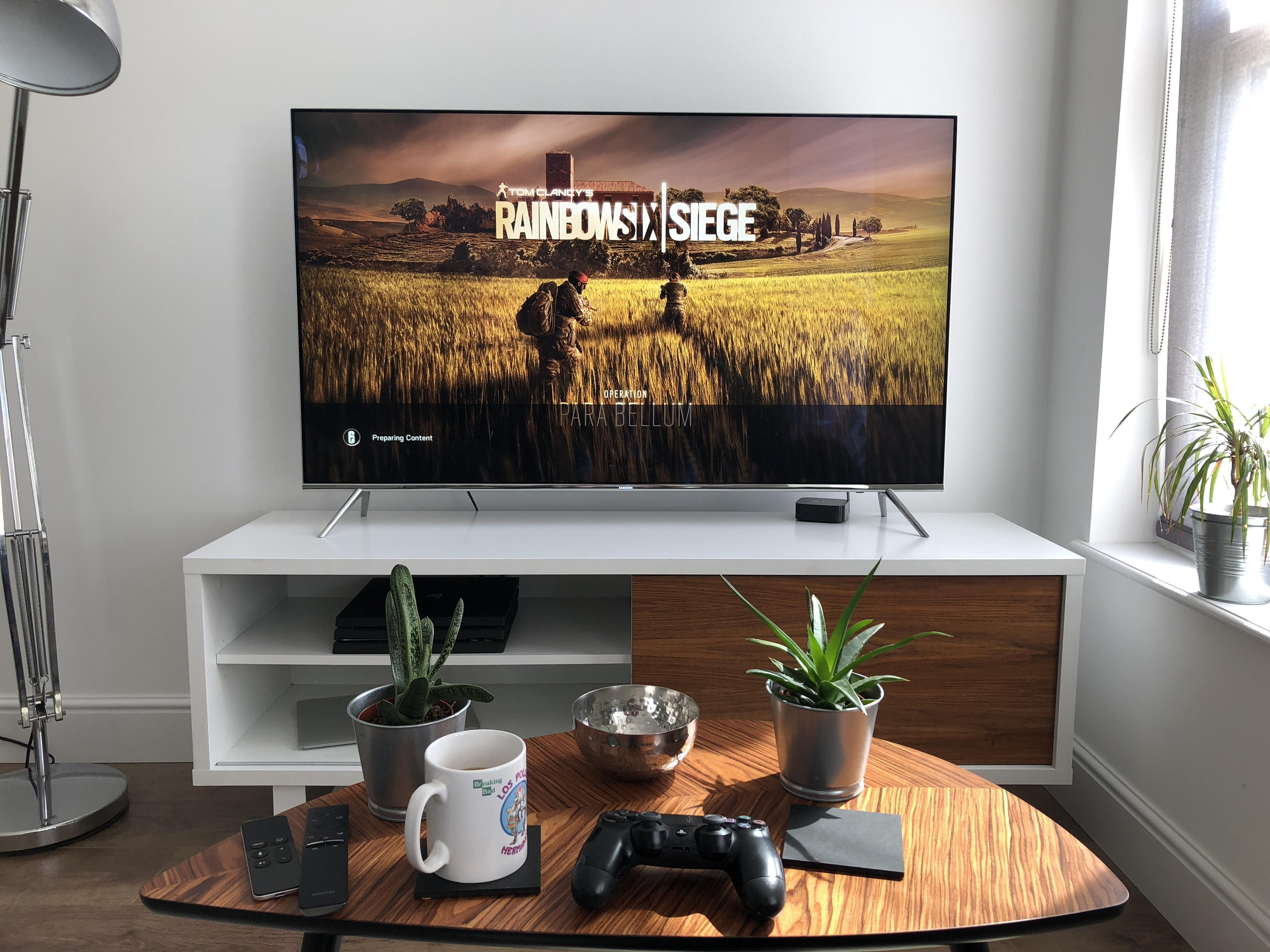 Its not much but I love my little London flat Living