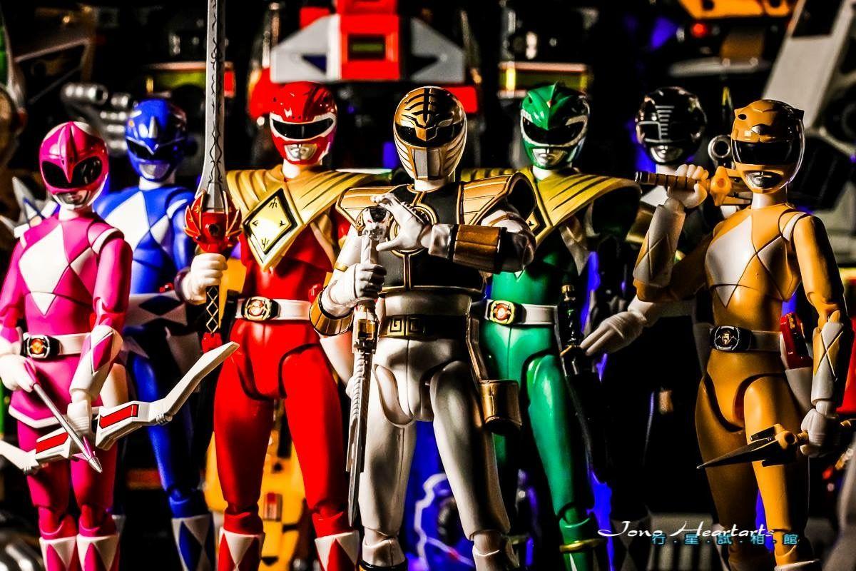 Atractivo La Fuerza Mística De Los Rangers De Potencia Para Colorear ...