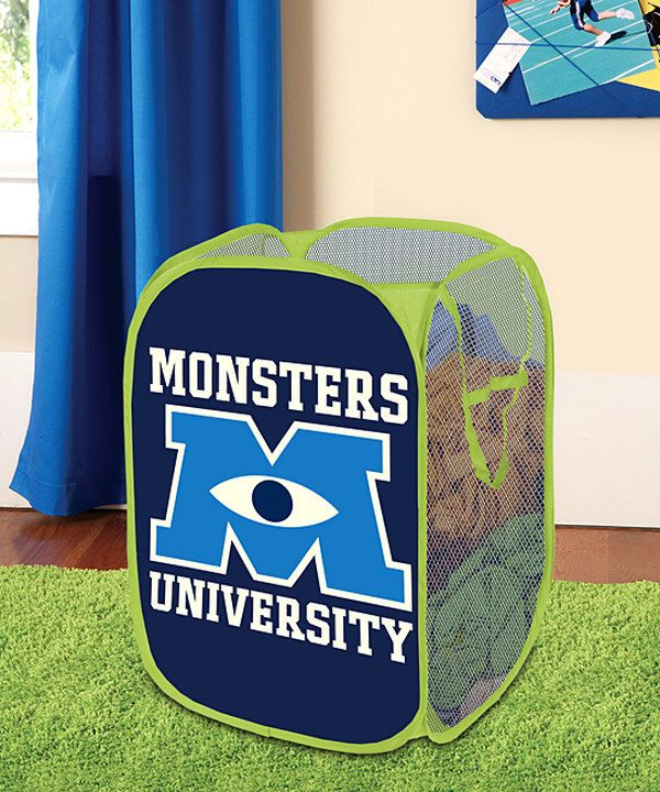 Look At This Monsters University Pop-Up Hamper On #zulily