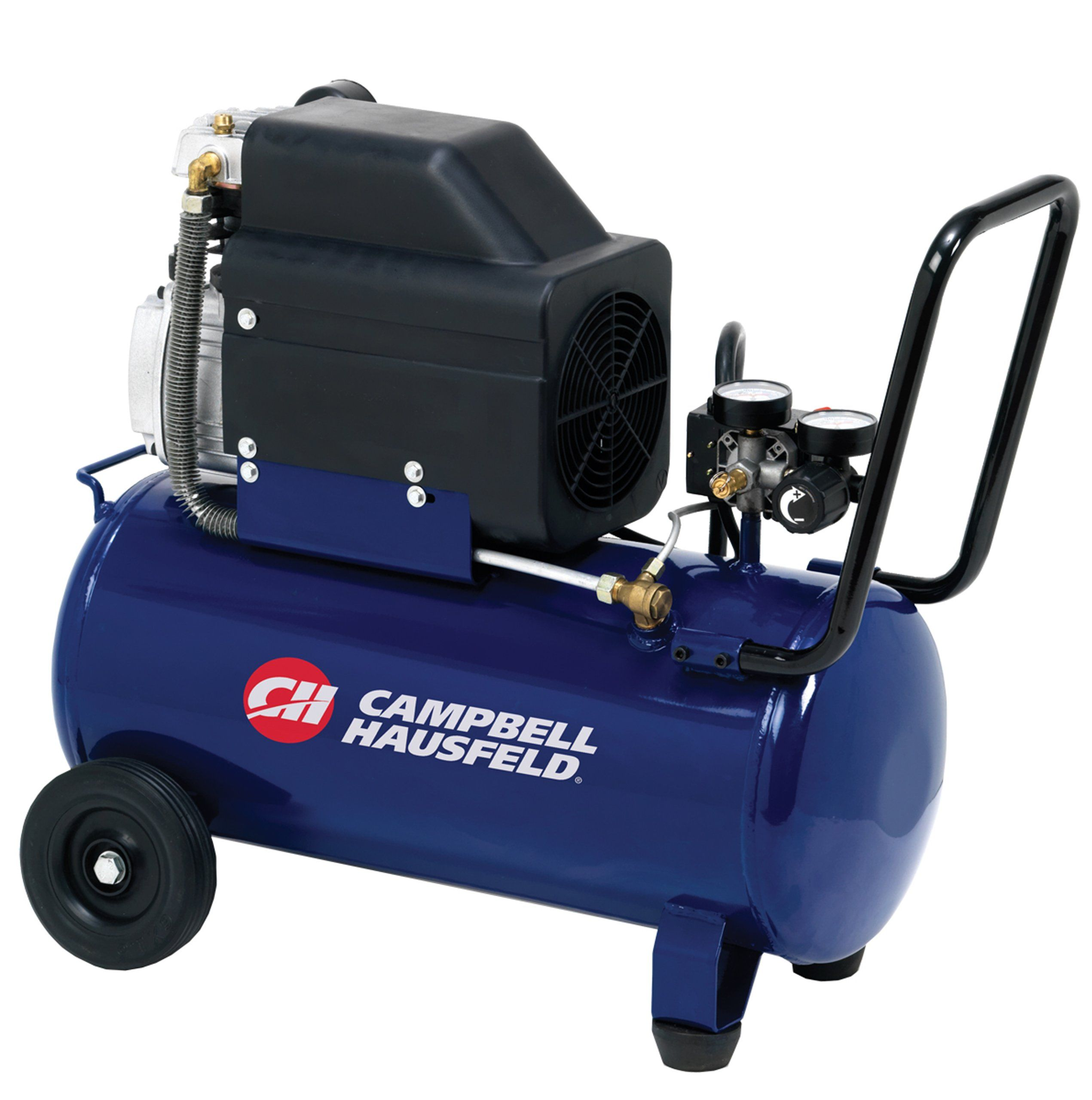 Campbell Hausfeld Hl540100av 8 Gallon Air Compressor To Use With Critter Sprayer Best Portable Air Compressor Quiet Air Compressor Air Compressor