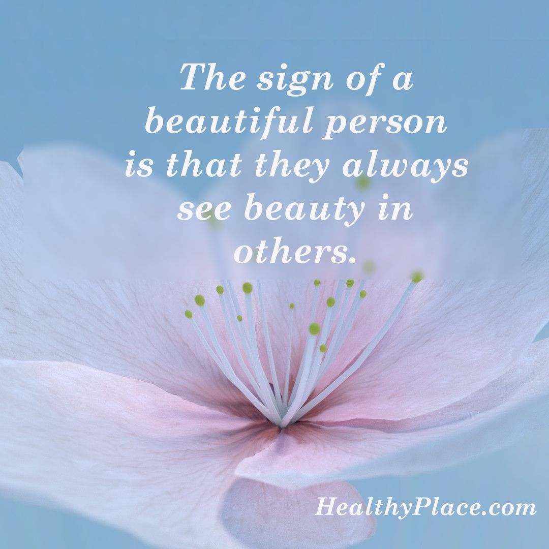 Positive quote the sign of a beautiful person is that they always positive quote the sign of a beautiful person is that they always see beauty in dhlflorist Images