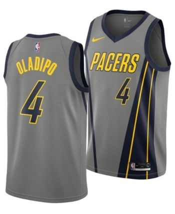 watch 45951 2b8f8 Nike Men Victor Oladipo Indiana Pacers City Swingman Jersey ...