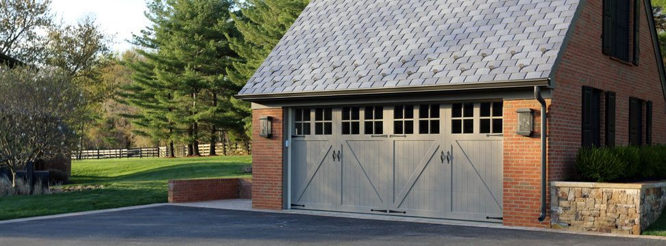 Custom Wood Garage Doors By Overhead Door In Maryland Garage