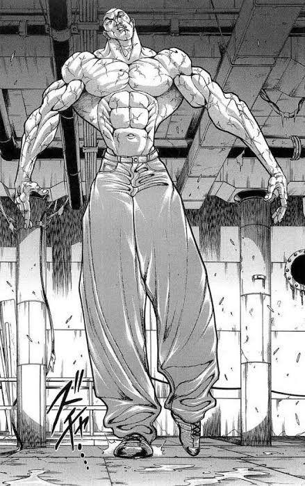 Jack Hanma Personagens De Anime Anime Anime Luta