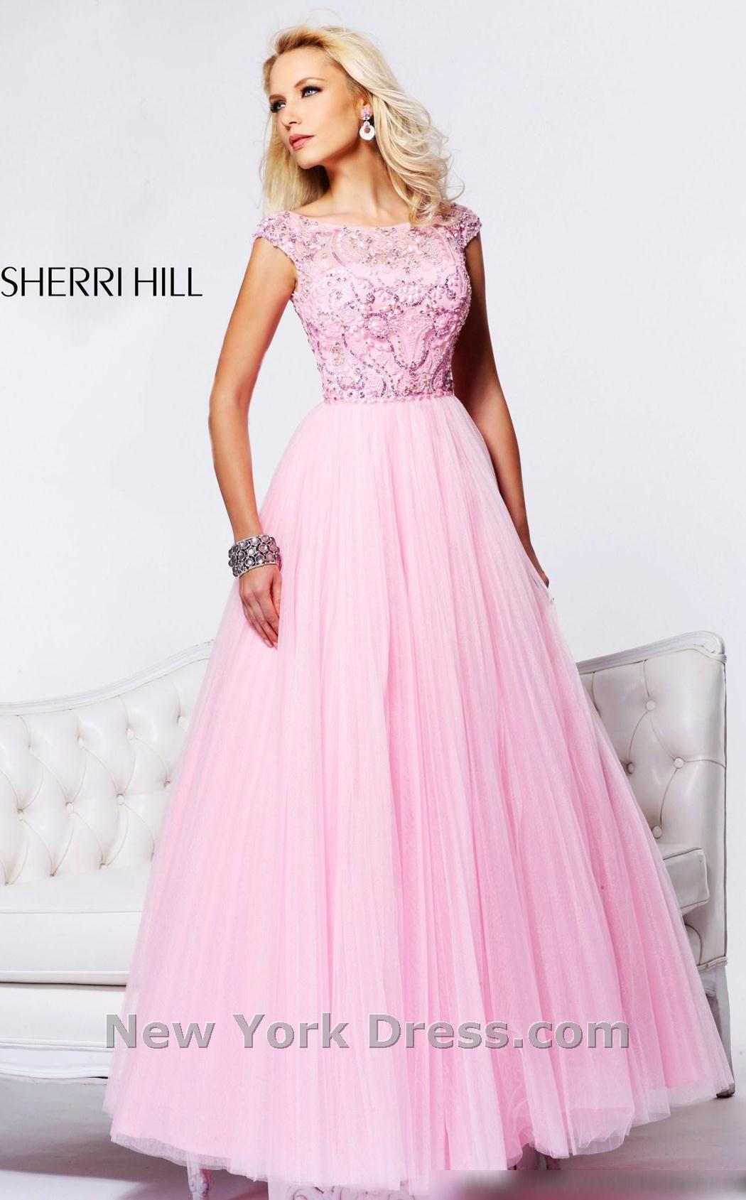 sherri hill longos - Pesquisa Google | Vestidos de festa | Pinterest ...