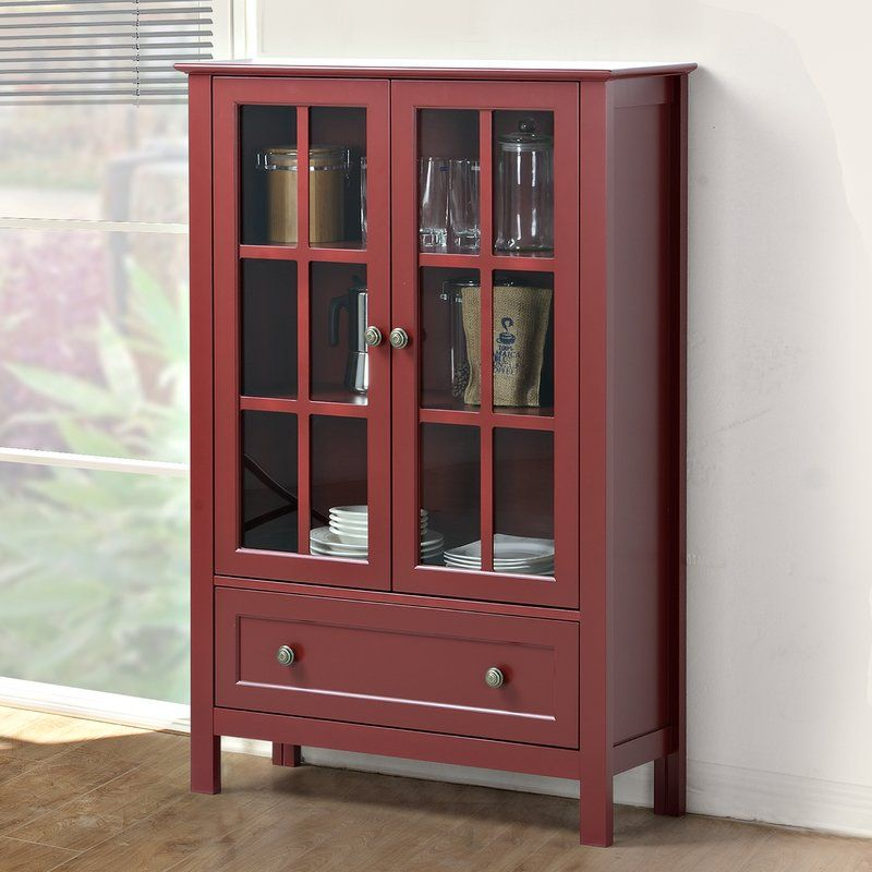 Valerie Tall Accent Cabinet Wood Storage Cabinets Cabinet Accent Cabinet