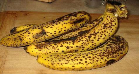 Qué Le Sucede Al Cuerpo Después De Comer Plátanos Con Manchas Negras Increible Comida Con Platano Gastritis Remedios Propiedades Del Platano