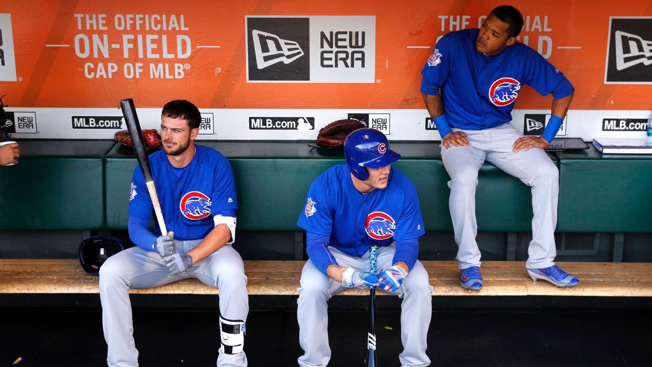 Cubs make history as All-Star rosters are named   Sports