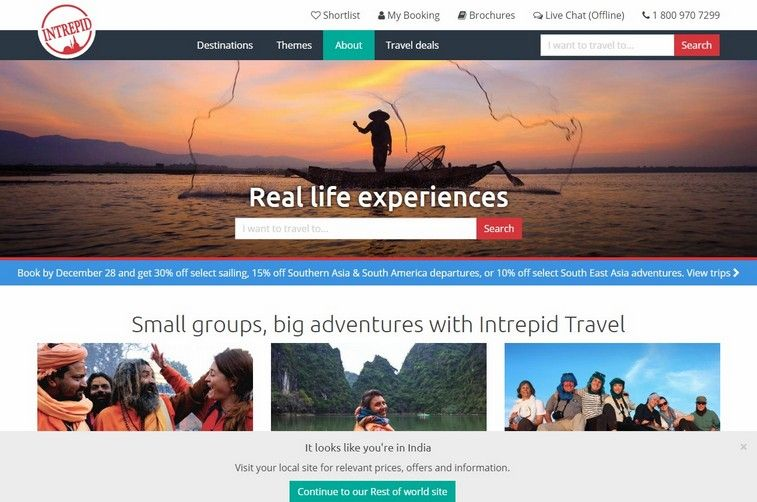 100 Best Travel And Tourism Website Design Ideas And Inspirations For 2020