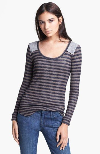 Whetherly 'Rosario' Vintage Stripe Sweater available at #Nordstrom