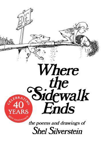 J Aime Lire Pdf Gratuit : gratuit, Where, Sidewalk, Ends:, Poems, Drawings, Silverstein., Silly, Silverstein, Still, Everyone…, Livre, Lecture,, Silverstein,, Livres