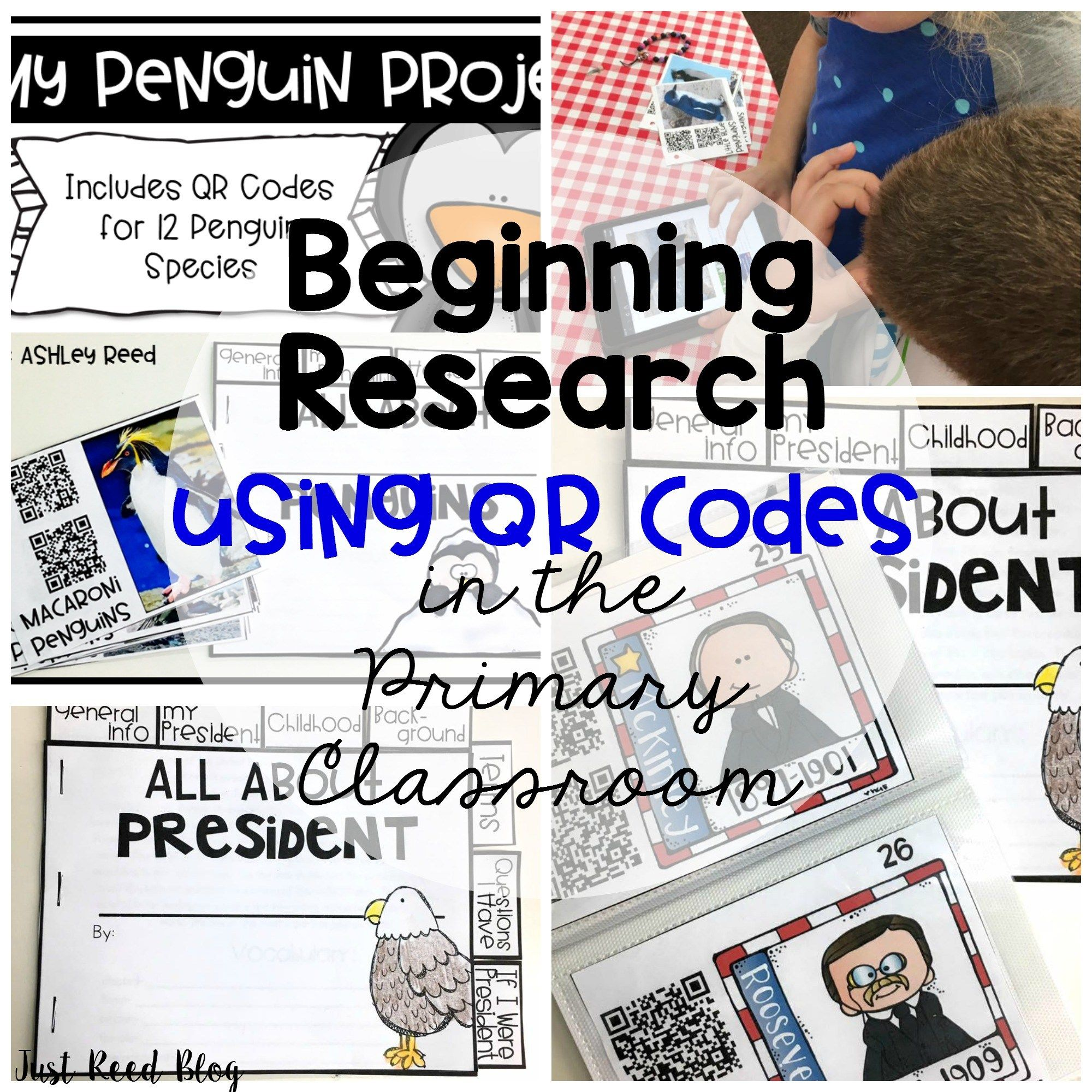 Technology In The Classroom Research Projects For Primary